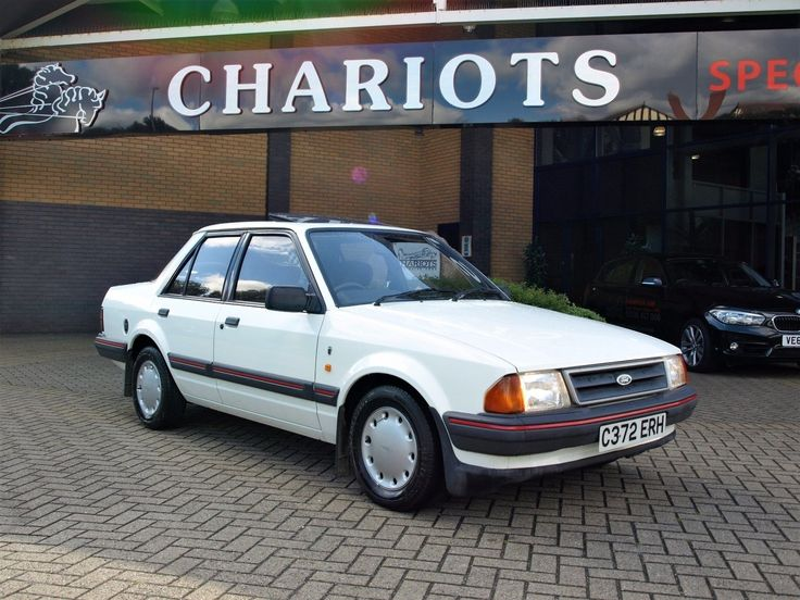 Ford Orion Ghia Injection I