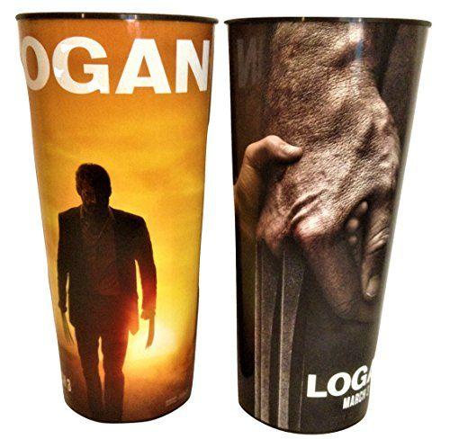 Marvel Comics: Logan Movie Theater Exclusive 44 oz Plastic Cup #2 - http://moviesandcomics.com/index.php/2017/05/29/marvel-comics-logan-movie-theater-exclusive-44-oz-plastic-cup-2/