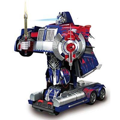 Chollo en Nikko - Autobot Optimus Prime, robot radiocontrol (920012A)  Si buscas juguetes baratos y chulos para un próximo santo o cumpleaños, mira el chollazo que te traemos. Un transformer por radiocontrol que está a mitad de precio con respecto al Corte inglés y Toys'r'us.  Chollo en Amazon España: Robot de Radiocontrol Autobot Optimus Prime por solo 39,95€, es decir, un 48% de descuento sobre el precio de venta recomendado