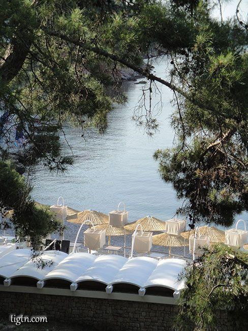 #Arvanitia Beach, #Nafplio - #Greece