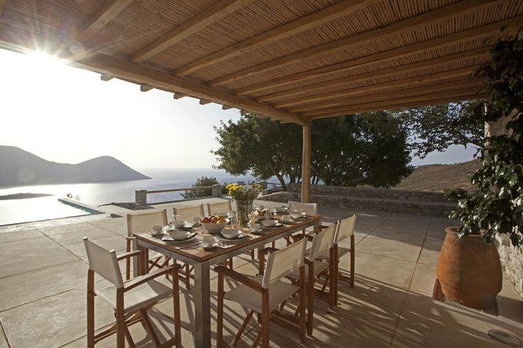Luxury Villa Onor in Mani, Greece