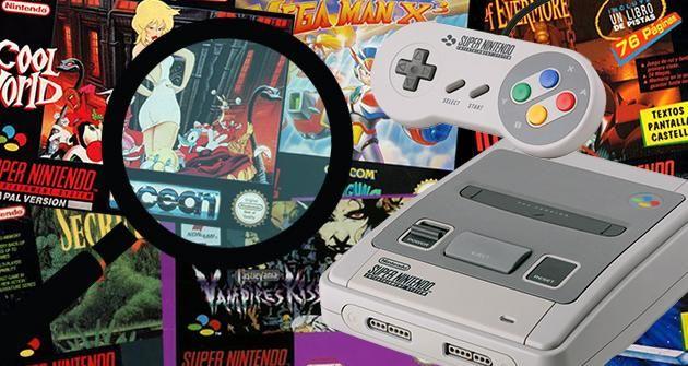Bienvenidos de nuevo a la sección dedicada al coleccionismo de vuestra web favorita.Los juegos más buscados de Super Nintendo. El Cerebro de la Bestia. La que para muchos es la mejor consola de la historia (yo soy de los que opinan así). Super Nintendoatesora decenas y decenas de joyas imprescindibles en su catálogo, títulos que ningún jugón que se precie debería perderse...   #informacion snes #Los juegos más buscados de Super Nintendo #Super nintendo