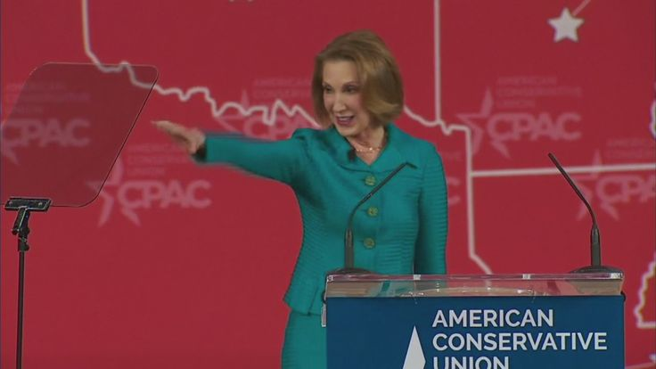 The Conservative Case Against Carly Fiorina - John Hawkins - Page full