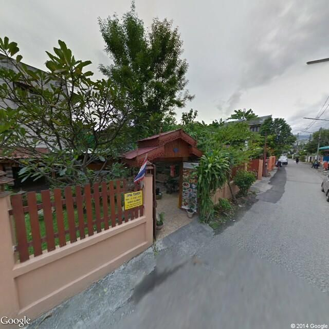 Moon Muang Road Soi 9, Si Phum, Mueang Chiang Mai District, Chiang Mai, Thailand | Instant Google Street View