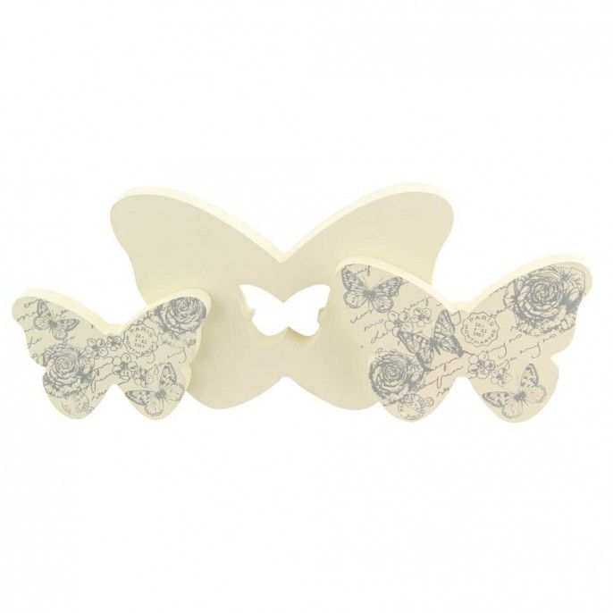 3 BUTTERFLIES DECOR   Poundstretcher. 25 best Canvas Wall Art images on Pinterest