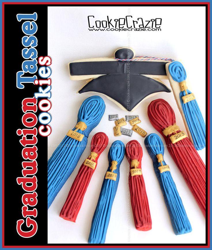 how to make kindergarten graduation tassel