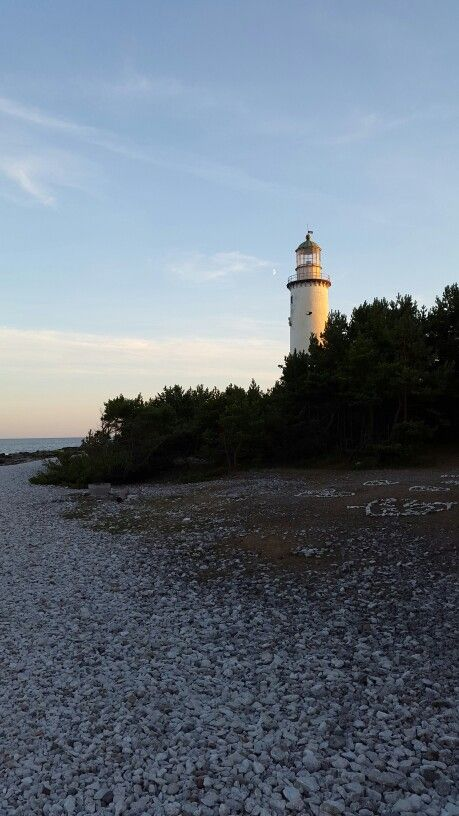 Fårö lighthouse