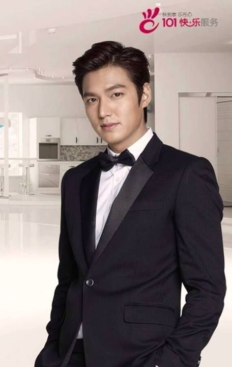 My Lord,  Lee Min Ho looks gorgeous.