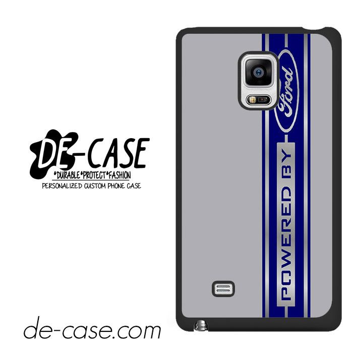 Powered By Ford DEAL-8885 Samsung Phonecase Cover For Samsung Galaxy Note Edge