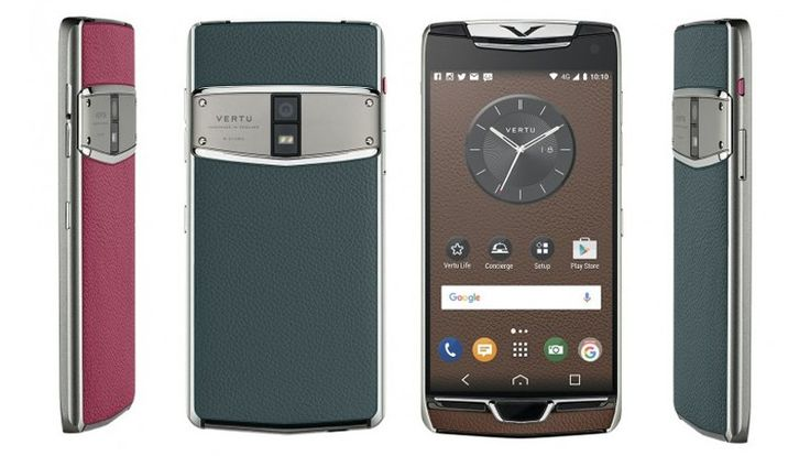 The Vertu Constellation Is The New Luxury Smartphone
