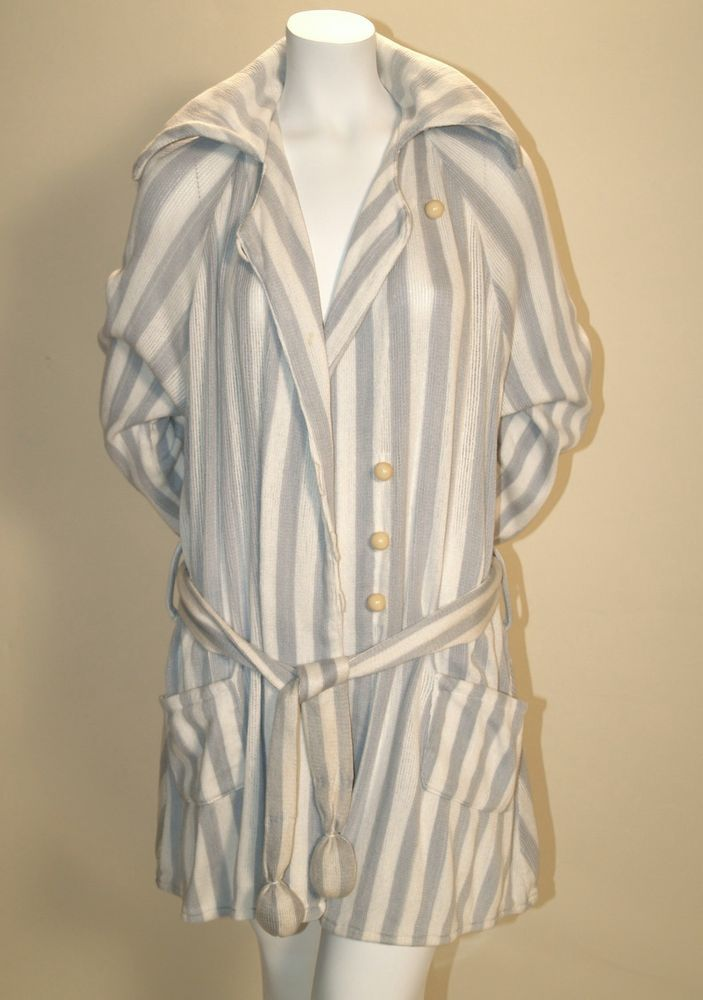 WWI Era 1920's Vintage Belted Sporting Sweater_Beach_Tennis_Golf_DOWNTON ABBEY