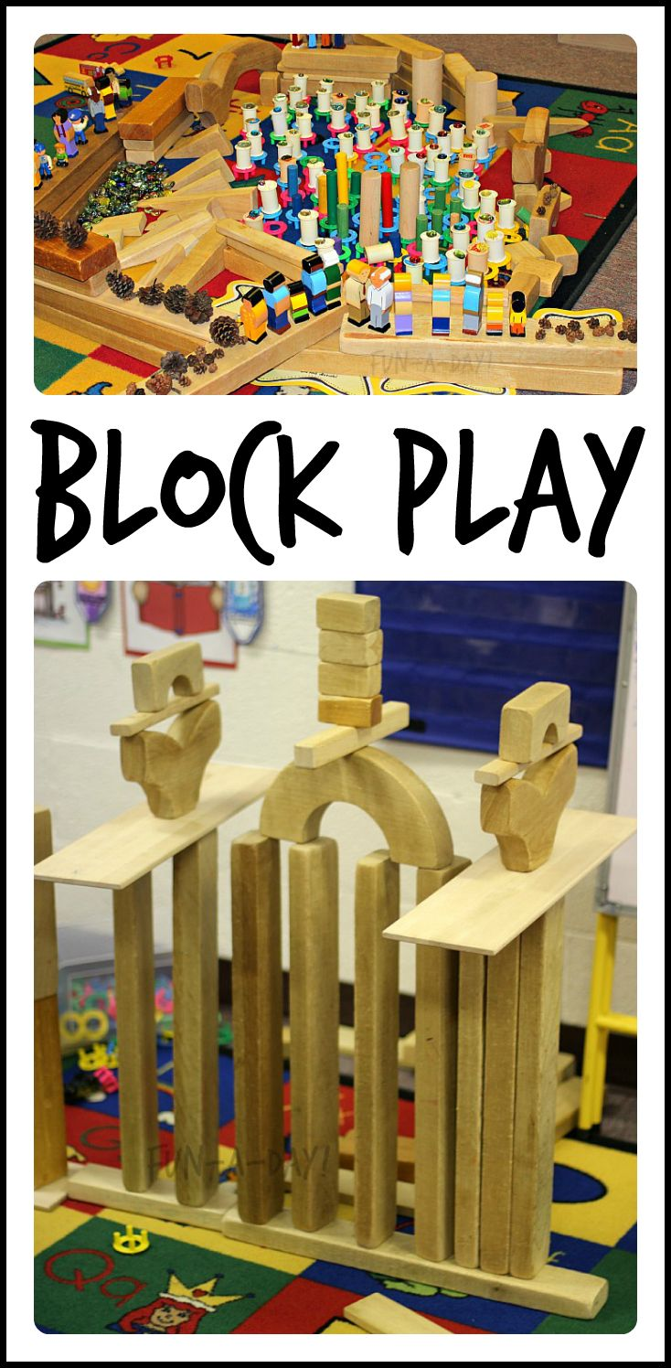 Encourage the kiddos get even more creative with their building!