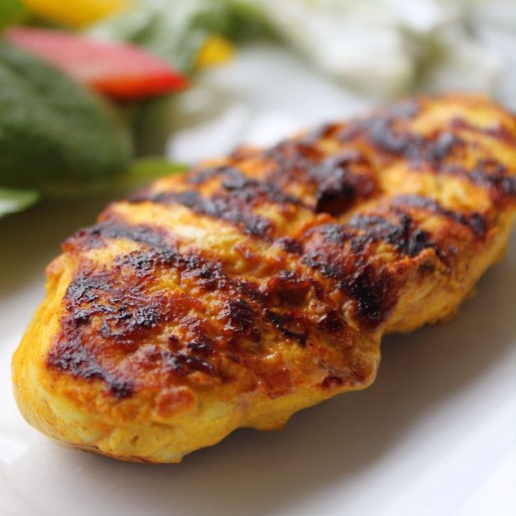 A great recipe for the start of summer - Tandoori Chicken Marinade