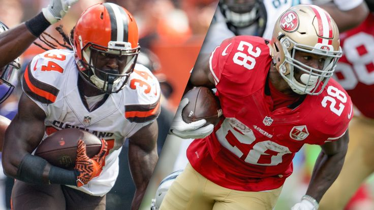 Week 4 Fantasy Football Rankings: Running backs