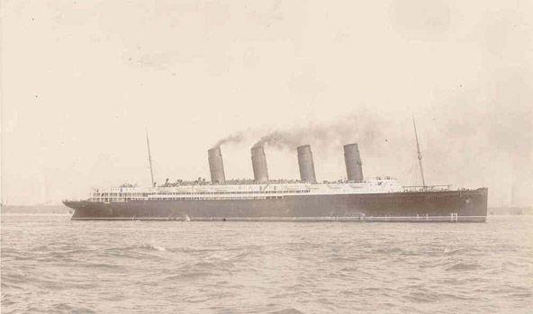 LUSITANIA Commemorative Cruise on QUEEN VICTORIA