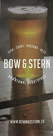 Bow & Stern - Downtown Abbotsford, BC Canada