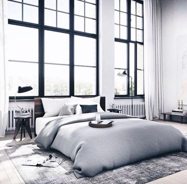 These windows. Always love gray, always.