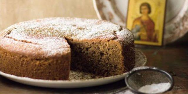 ΚΡΗΤΗ-channel: Η παραδοσιακή συνταγή ΦΑΝΟΥΡΟΠΙΤΑ με 9 υλικά και η...