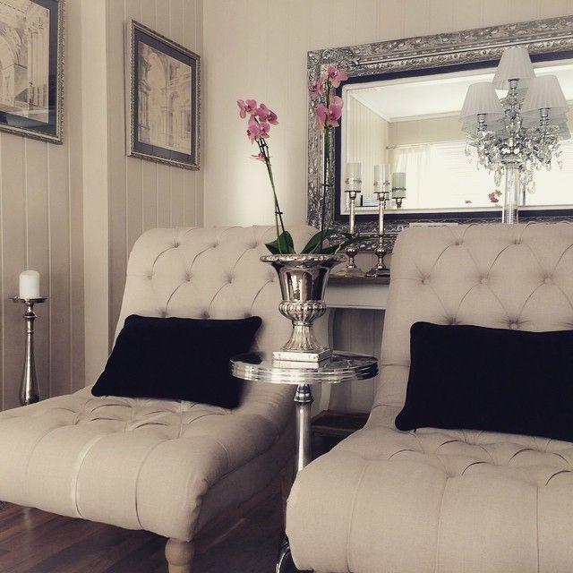 #Dream Lounge chairs from @drommehjem ❤️❤️ kunne ikke vært mer fornøyd enn det jeg er med disse to!