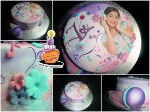 Gâteau Violetta Cake