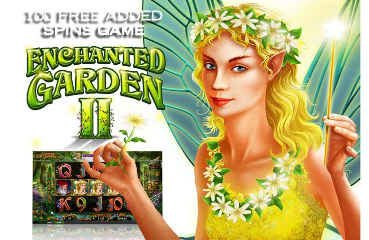 Until February 28th, #SLOTO1MATCH comes with 100 #Free #Spins top-up on our NEW Game ENCHANTED GARDEN 2. For more info on this offer! JOIN NOW and get an exclusive 200% #BONUS up to $1,000 + get 100 FREE added spins ON TOP of YOUR 200% BONUS!  Enter #Promo #Code: SLOTO1MATCH