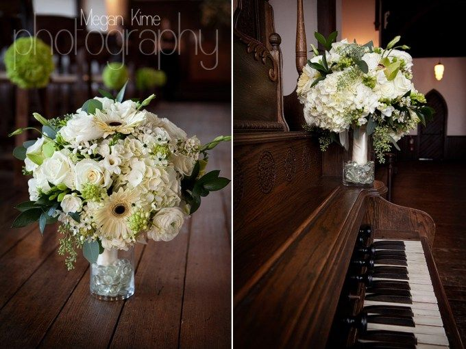 Abby and Tyler were married in a beautiful ceremony at the historic All Saints Chapelin downtown Raleigh. Abby's bridesmaids gathered in the basement of the Chapel as she dressedfor the big…
