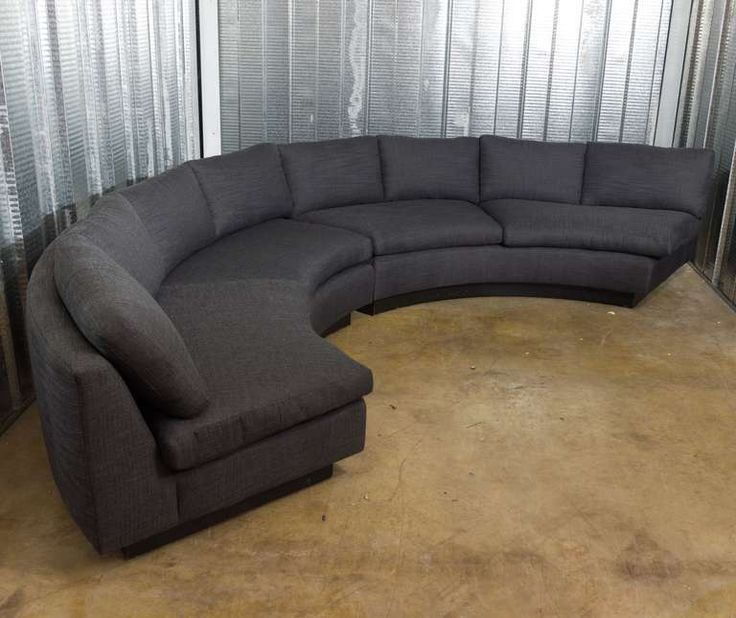 Curved Sofa Atlanta: 17+ Best Images About Curved Sectional Sofa On Pinterest