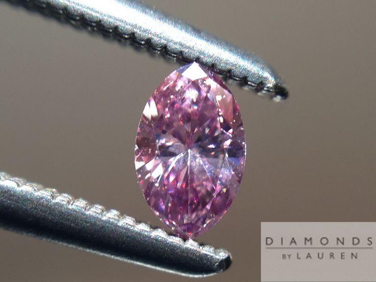 Marquise Purple Diamond