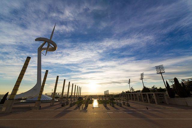 Barcelona Olympic Park
