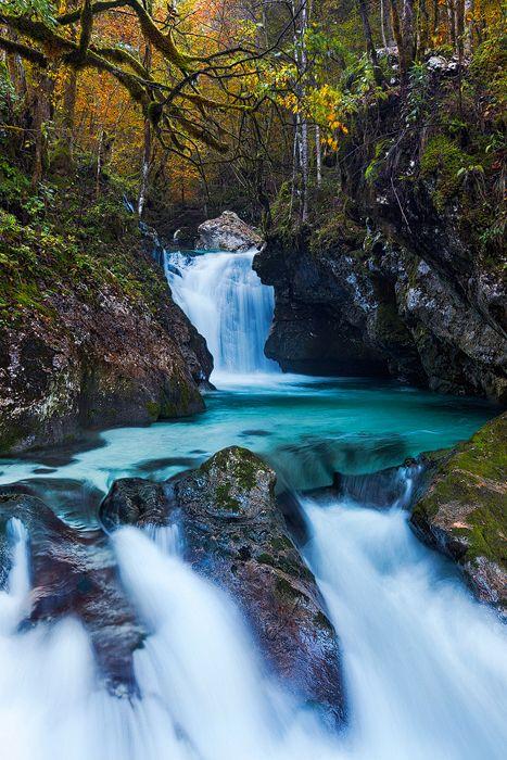 Slowenien, Nationalpark Triglav