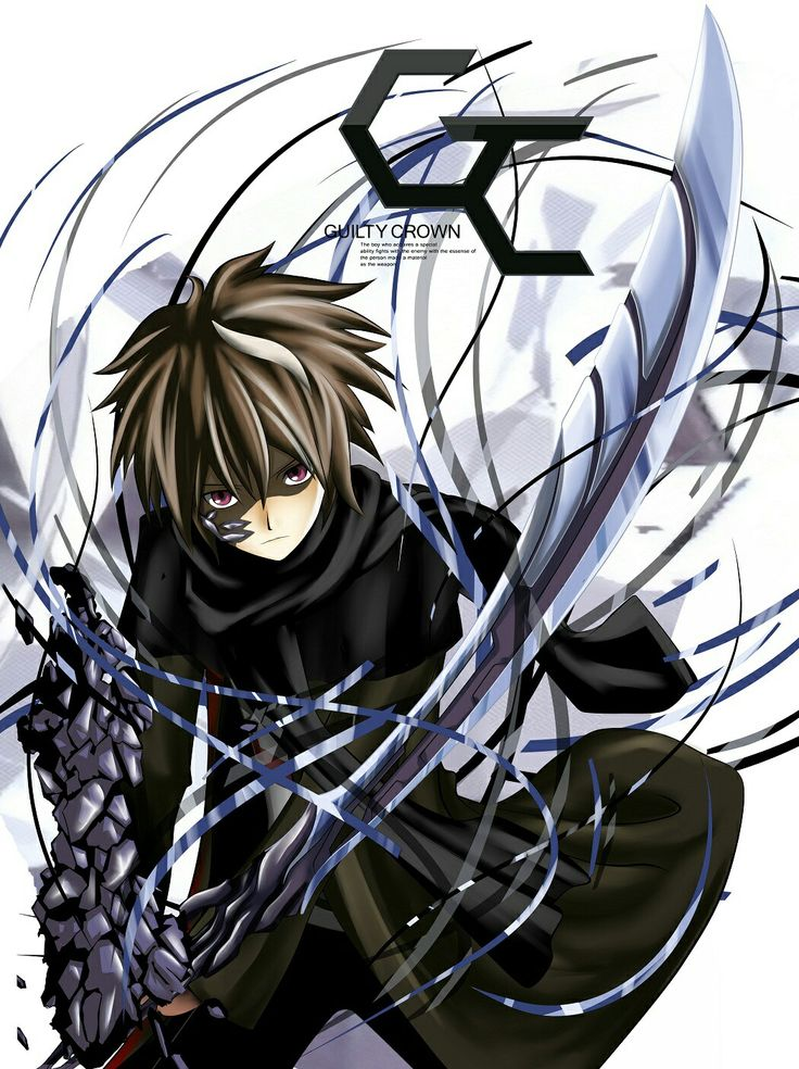 Pin by tanhk on Anime Anime, Guilty crown wallpapers