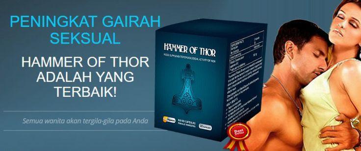 Jual Obat Hammer Of Thor Asli, di Jakarta, Surabaya, Bandung. http://www.jualobathammerofthor.com/hammer-of-thor-asli/