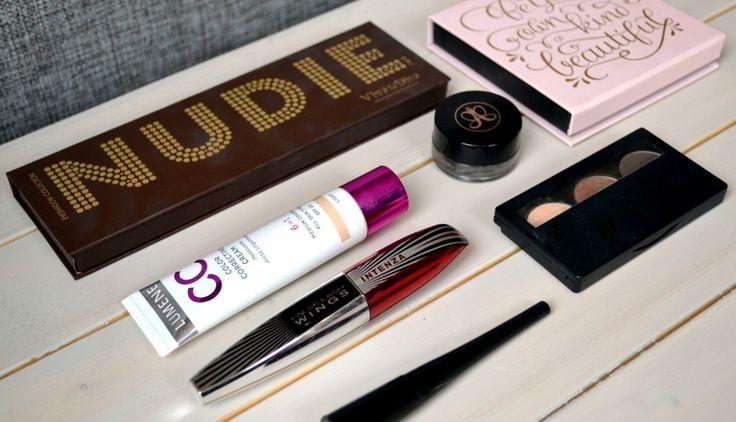 Noradler: My everyday make up