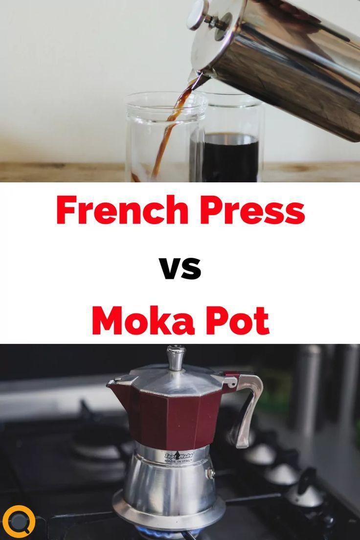 French Press vs Moka Pot Which One is Better? Moka pot