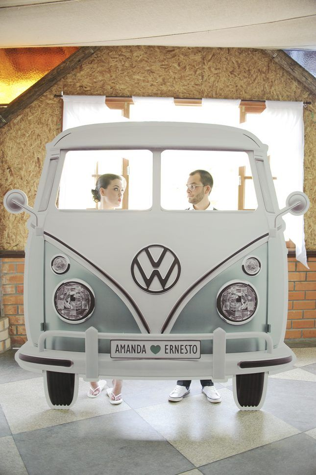 16 Unique Photo Booth Ideas for Your Wedding via Brit + Co