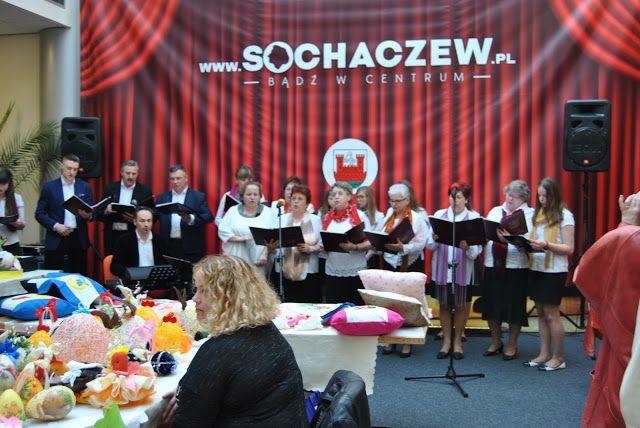 """Chór Nauczycielski """"Vivace"""" z Sochaczewa"""