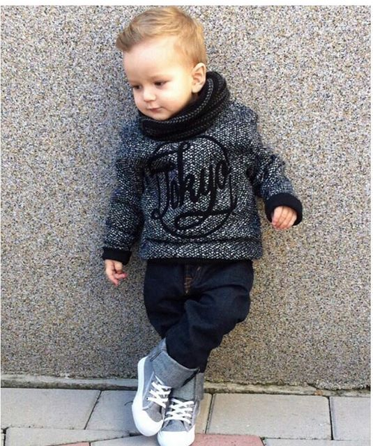 Toddler boy fashion @KortenStEiN                                                                                                                                                     More