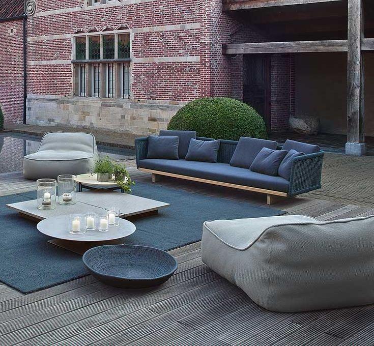 Sabi sofa (outdoor)
