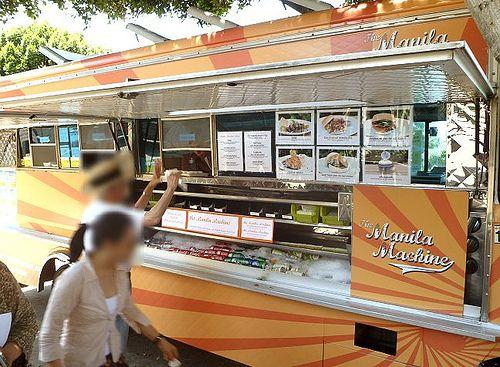manila machine...food truck in Los Angeles,Ca