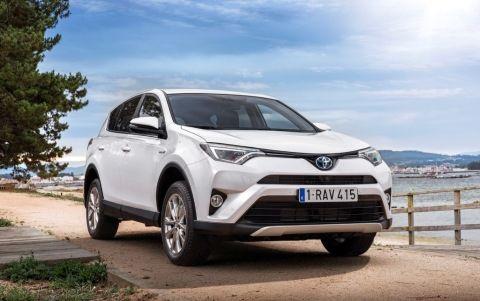 La #Toyota RAV4, a la venta en Uruguay #motor #autos #coches #SUV