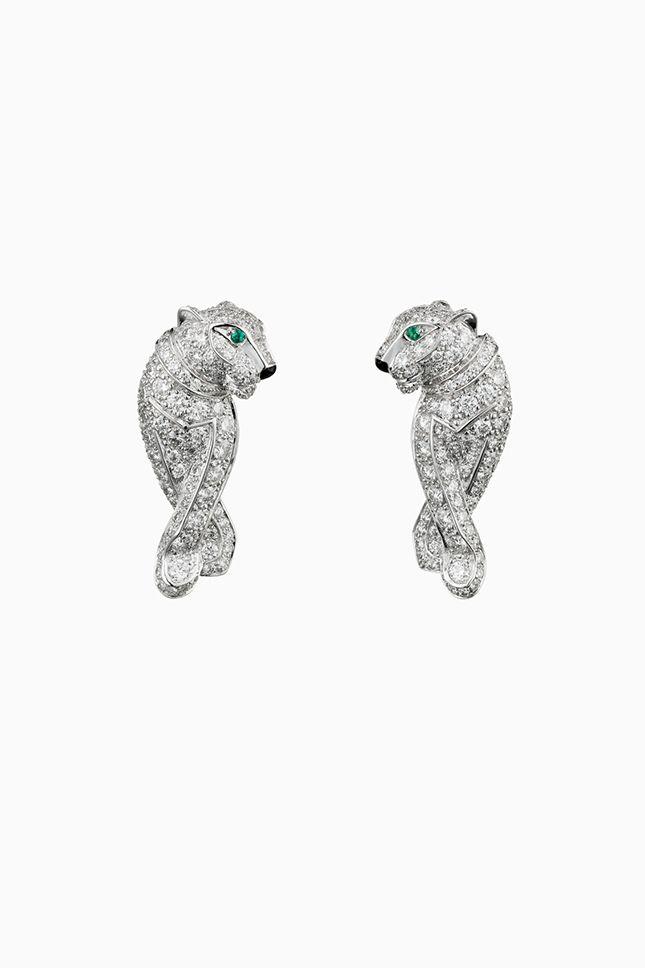 В подарок: бриллиантовые серьги | Украшения | VOGUE