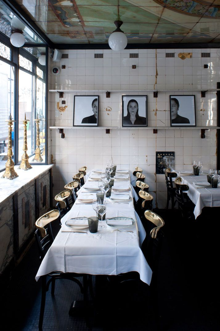 The Rebirth of an Iconic Argentinian Restaurant in Paris