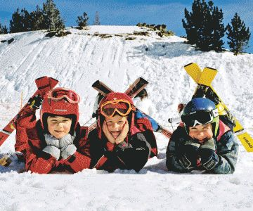 Low cost holidays: Skiing on a budget#my family traveller