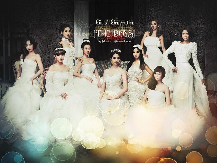 Girls' Generation!♥ - girls-generation-snsd wallpaper