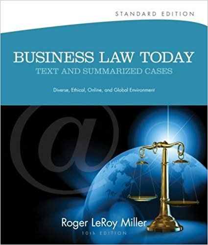 40 best business images on pinterest test bank business law today text and summarized cases 10th edition roger leroy miller fandeluxe Gallery