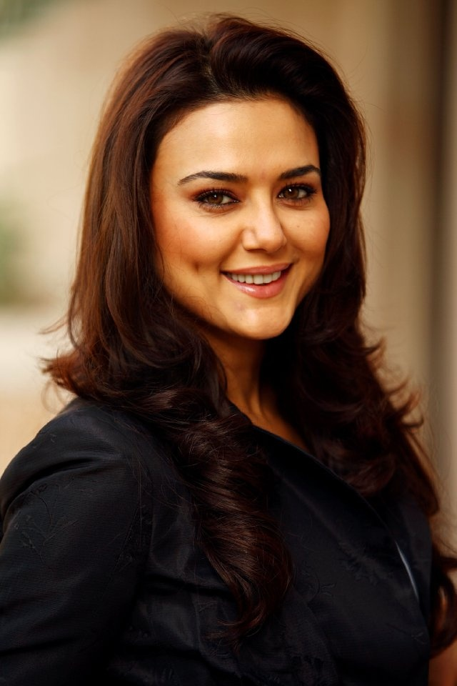 Preity Zinta - Indian Actress
