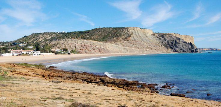 Hiking on the Algarve: From Burgau to Praia da Luz and Back | Nomadic Danes