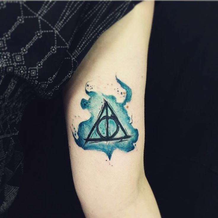 Harry Potter Tattoos That Would Make J.K. Rowling Proud