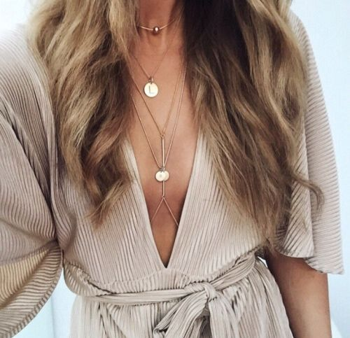 all the right necklaces