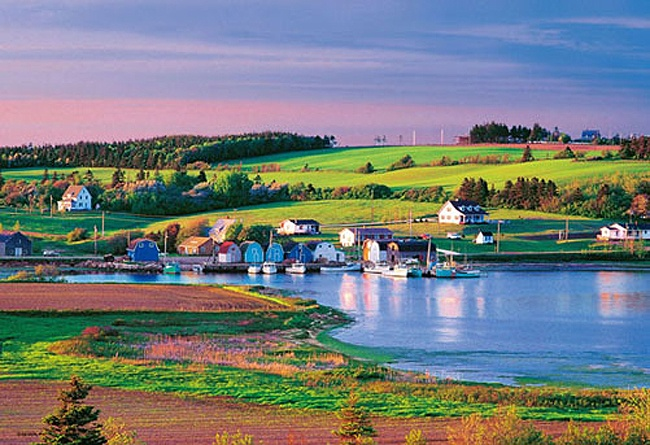 beautiful Prince Edward Island